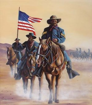 The Buffalo Soldiers of the Pacific Northwest