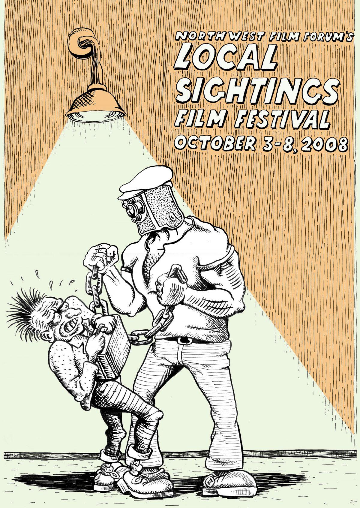 Local Sightings Film Festival 2008